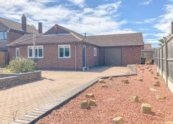 Thumbnail 3 bed detached bungalow for sale in Wharf Road, Crowle, Scunthorpe