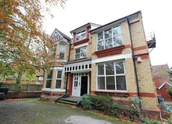 Thumbnail 1 bed flat to rent in Barlow Moor Road, Didsbury, Manchester