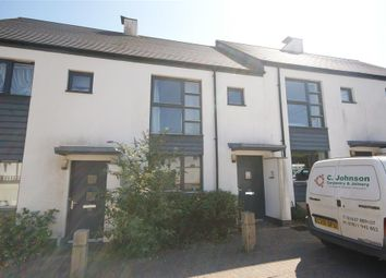 Thumbnail 2 bed terraced house for sale in Northey Road, Bodmin