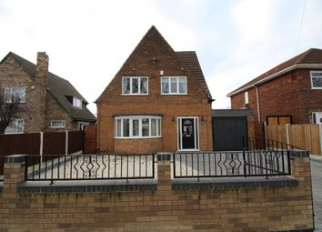 Thumbnail 4 bed detached house for sale in Stonehill Rise, Scawthorpe, Doncaster