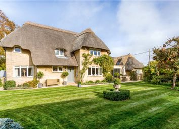Thumbnail 4 bed detached house for sale in Baunton Lane, Cirencester, Gloucestershire