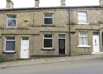 Thumbnail 1 bedroom terraced house to rent in Scar Lane, Milnsbridge, Huddersfield