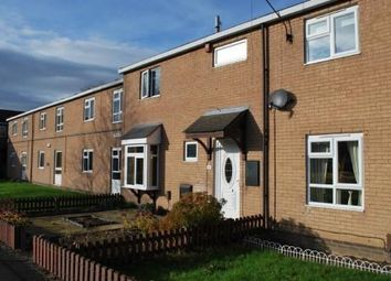 Thumbnail 3 bed terraced house to rent in Arkle Green, Sinfin, Derby