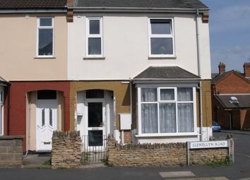 Thumbnail 2 bed terraced house to rent in Ground Floor Flat, 51 Llewellyn Road, Leamington Spa