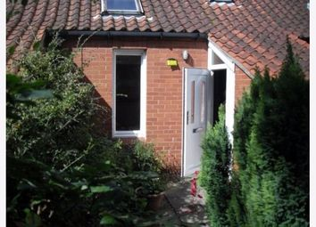 Thumbnail 1 bedroom semi-detached house to rent in West Moore Lane, Heslington, York