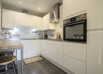 Thumbnail 2 bed flat for sale in Taliesin Court, Chandlery Way, Cardiff