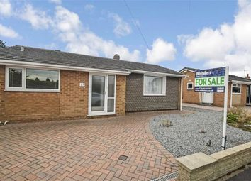 Thumbnail 2 bed detached bungalow for sale in Canada Drive, Cottingham, East Riding Of Yorkshire