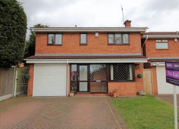 Thumbnail 4 bed detached house for sale in Roman Way, Bromsgrove
