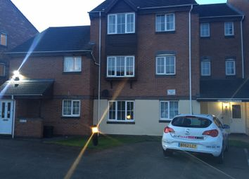 Thumbnail 2 bedroom flat to rent in Barwell Road, Birmingham