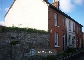 Thumbnail 2 bed terraced house to rent in Trinity Lane, Wareham