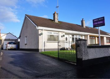 Thumbnail 3 bed semi-detached bungalow for sale in Riverside Park, Derry / Londonderry