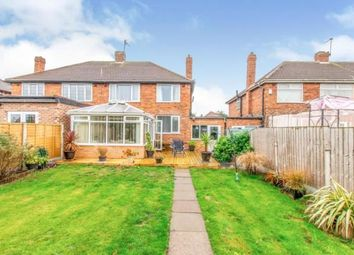 3 bed semi-detached house for sale in Dovedale Avenue, Willenhall, West Midlands WV12