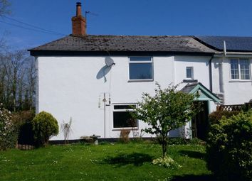 Thumbnail 2 bed property to rent in 4 Bouchers Cottages, Poltimore, Exeter
