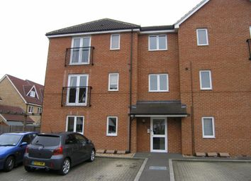 Thumbnail 1 bedroom flat to rent in Barnack Grove, Royston