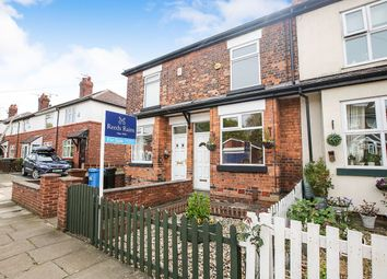 Thumbnail 2 bed terraced house for sale in Park Lane, Stockport