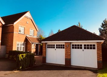 Thumbnail 3 bed detached house for sale in Ascot Drive, Dosthill, Tamworth