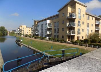 Thumbnail 3 bed flat for sale in Lockside Marina, Chelmsford