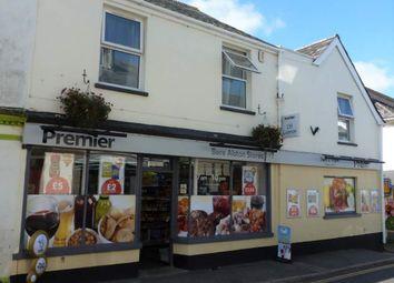 Thumbnail Retail premises for sale in Yelverton, Devon