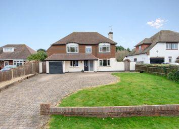 Thumbnail 4 bed detached house for sale in Pigeonhouse Lane, Rustington, Littlehampton