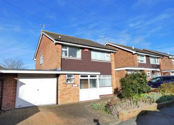 Thumbnail 3 bed detached house for sale in Archer Road, Folkestone