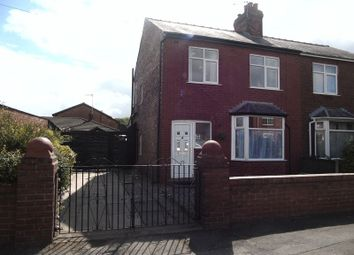 Thumbnail 3 bed semi-detached house for sale in Fairclough Road, Rainhill, Prescot