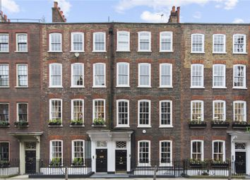 Thumbnail 4 bed terraced house for sale in Great James Street, Bloomsbury, London