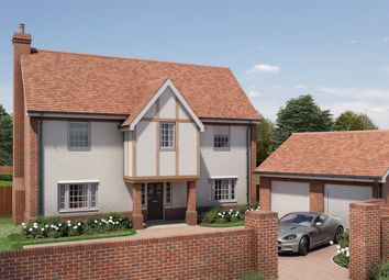 Thumbnail 3 bed semi-detached house for sale in The Downs, Stebbing, Dunmow