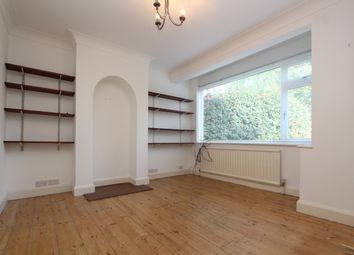 Thumbnail 3 bed terraced house to rent in Alexandra Road, London