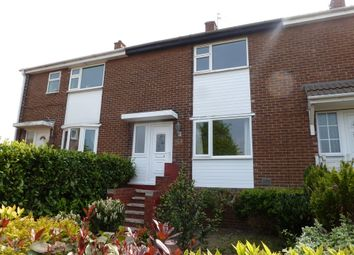 Thumbnail 2 bed semi-detached house to rent in Queensway, Normanton
