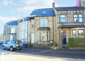 Thumbnail 4 bed terraced house for sale in Station Road, Stanley, Durham