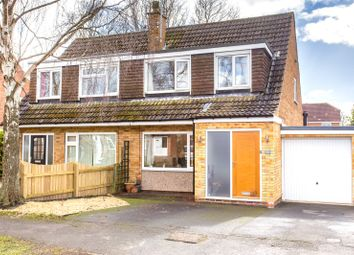 Thumbnail 3 bed semi-detached house for sale in Plantation Gardens, Leeds, West Yorkshire