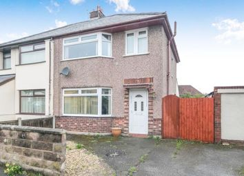 Thumbnail 3 bed semi-detached house for sale in Victoria Road, Shotton, Deeside, Flintshire