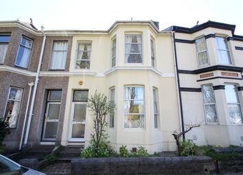 Thumbnail 4 bedroom terraced house for sale in Egerton Crescent, Plymouth
