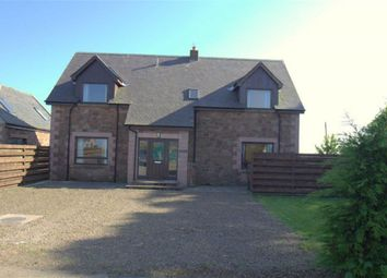 Thumbnail 4 bed detached house for sale in Edington Hill, Chirnside, Berwickshire