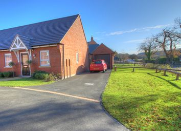 Thumbnail 2 bed bungalow for sale in Wild Rose Court, Coalville