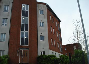 Thumbnail 2 bed flat to rent in Bretby Court, Burslem, Stoke-On-Trent