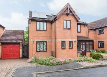 Thumbnail 3 bed detached house for sale in Lime Grove, Bottesford, Nottingham
