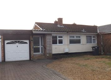 Thumbnail 3 bedroom bungalow to rent in Hookhams Lane, Renhold, Bedford