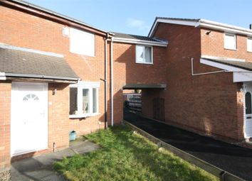 Thumbnail 2 bed terraced house for sale in Carlton Close, Ouston, Chester Le Street
