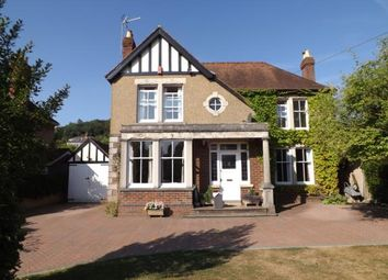 Thumbnail 4 bed detached house for sale in Kingshill Road, Dursley, Gloucestershire