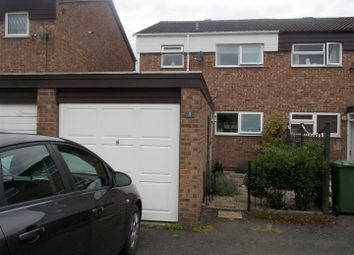 Thumbnail 3 bed end terrace house for sale in Valley Way, Droitwich