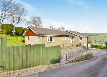 Thumbnail 4 bed bungalow for sale in Stones Drive, Ripponden, Sowerby Bridge