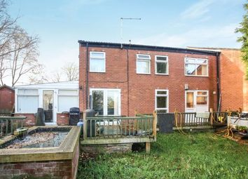 Thumbnail 4 bed end terrace house for sale in Eaglais Way, Macclesfield, Cheshire