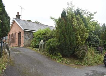 Thumbnail 2 bed detached bungalow for sale in Cribyn, Lampeter