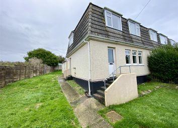 Thumbnail 3 bed end terrace house for sale in Pengersick Estate, Praa Sands, Penzance