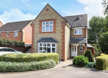 Thumbnail 4 bed detached house to rent in Ambrosden, Oxfordshire