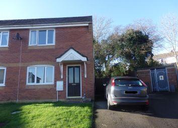 Thumbnail 2 bed semi-detached house for sale in Brynhyfryd, Llangennech, Llanelli