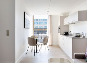 Thumbnail Serviced flat to rent in Holborn, London
