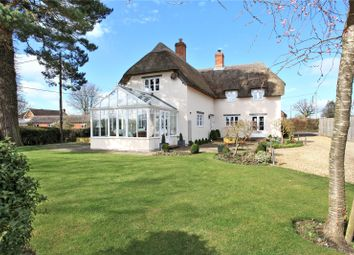 Thumbnail 4 bed detached house for sale in East Grimstead, Salisbury, Wiltshire