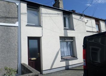 Thumbnail 3 bed terraced house to rent in Siop Doris, Carmel, Carmel